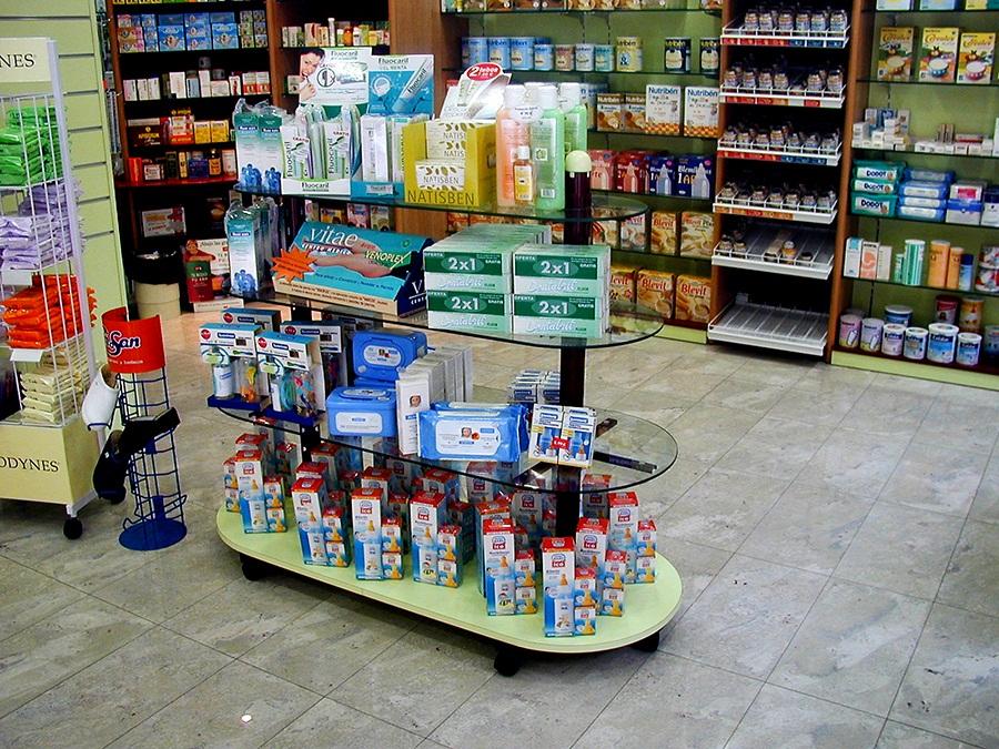 правильная выкладка товаров в аптеке фото отличный